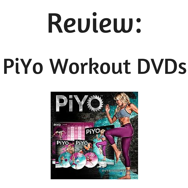 Charlotte S Fitness Dvd Reviews: Review: PiYo Base Kit Workout Dvds