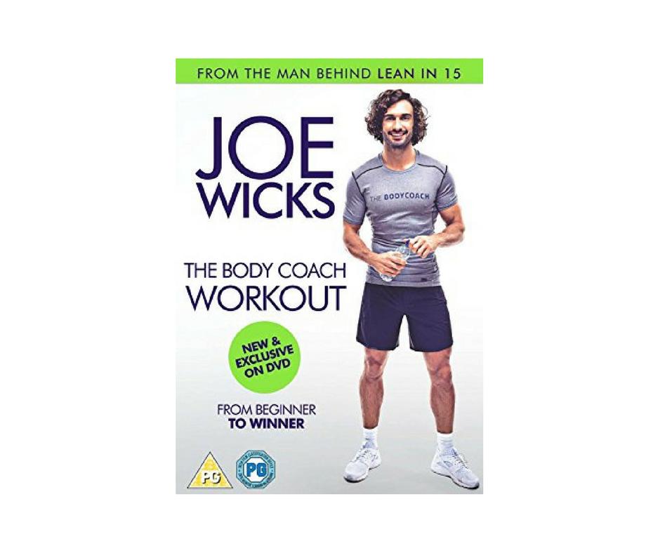Charlotte S Fitness Dvd Reviews: Review: Joe Wicks The Body Coach Workout DVD